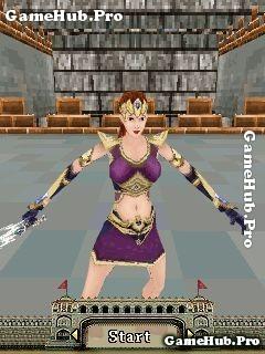 Tải game Alexia The Great - Hành động 3D đẹp mắt Java