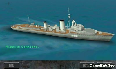 Tải game Battleship Destroyer - Mô phỏng Mod Money Android