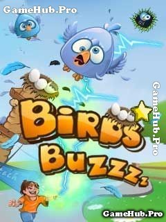 Tải game Birds Buzzzz - Tiêu diệt loài chim cho Java