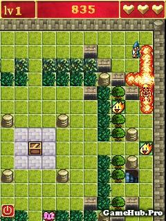 Tải game Bom B - Đặt bom siêu hay đã Crack cho Java