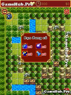 Tải game Bom C - Đặt Bom siêu hấp dẫn đã Crack cho Java
