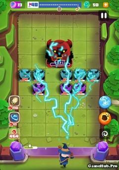 Tải game Bounzy - Pháp sư giải trí ma thuật cho Android
