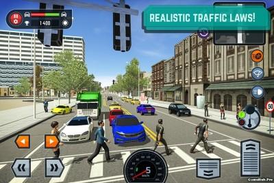 Tải game Car Driving School Simulator - Lái xe an toàn