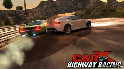 Tải game CarX Highway Racing - Đua xe Mod Money Android