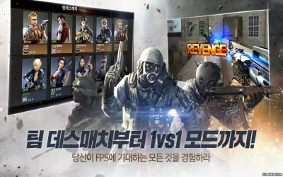 Tải game CF Mobile Hàn Quốc - Bắn súng FPS Android iOS
