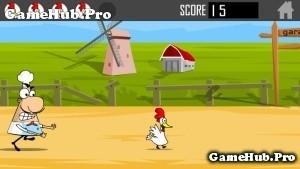 Tải game Chef vs Chicken - Giải cứu đồng bọn cho Java
