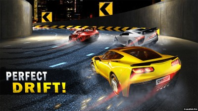 Tải game Crazy For Speed - Đua xe Mod Money cho Android