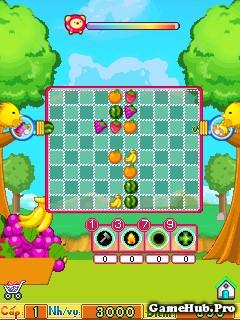 Tải game Cuộc chiến trái cây - Giải trí hấp dẫn Java