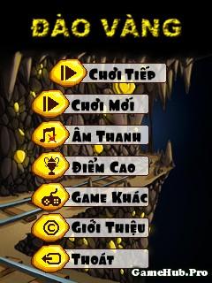 Tải game Đào Vàng - Phiên bản của Jamo Studio cho Java