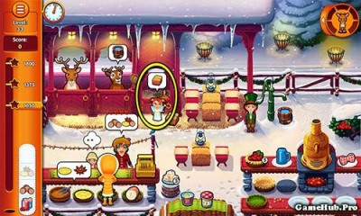 Tải game Delicious - Christmas Carol cực hay cho Android