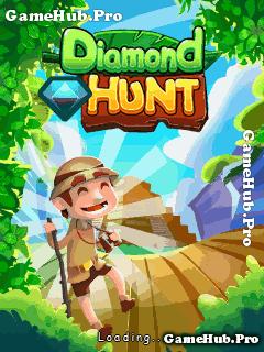 Tải game Diamond Hunt - Phá hủy kim cương mới lạ cho Java
