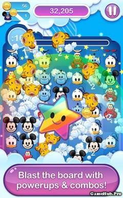 Tải game Disney Emoji Blitz - Phiên bản Mod Money Android