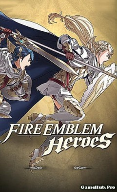 Tải game Fire Emblem Heroes - Chiến đấu RPG cho Android