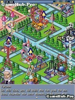 Tải game Fun Park Tycoon - Công viên vui chơi cho Java