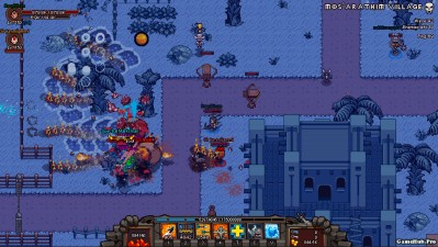 Tải game Hero Siege - Pocket Edition Mod Crystals Android