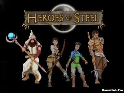 Tải game Heroes of Steel RPG Elite - Đã Unlock Android
