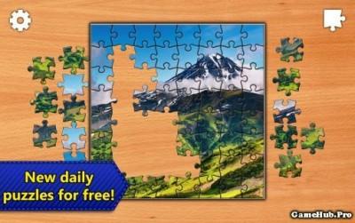 Tải game Jigsaw Puzzles Epic - Ghép hình đã Unlock Android
