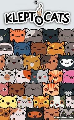 Tải game KleptoCats - Giải trí cùng Mèo Mod Money Android