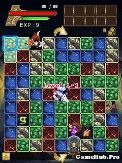 Tải game Kỵ sĩ mũi khoan - Tiêu diệt bóng tối cho Java