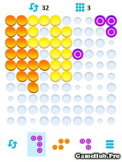 Tải game Matrix - Xếp hình màu sắc cực hay cho Java