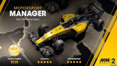 Tải game Motorsport Manager Mobile 2 - Quản lý Xe Đua