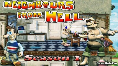 Tải game Neighbours from Hell - Season 1 mở khóa Android