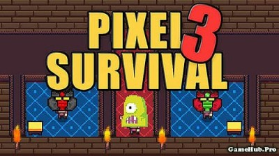 Tải game Pixel Survival Game 3 - Mô phỏng Mod Money
