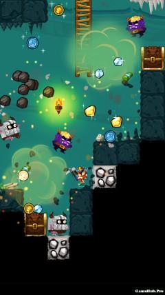 Tải game Pocket Mine 3 - Phiêu lưu khai thác mỏ Android