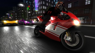 Tải game Racing Fever Moto - Đua xe Mod Money cho Android