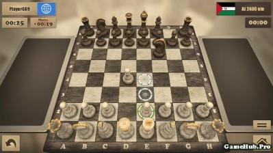 Tải game Real Chess - Chơi cờ vua đồ họa 3D cho Android