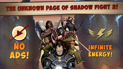 Tải game Shadow Fight 2 Special Edition - Mod Money Android