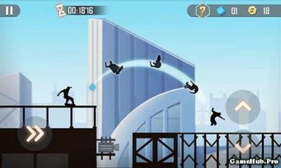 Tải game Shadow Skate - Ván trượt bóng đêm Mod Money
