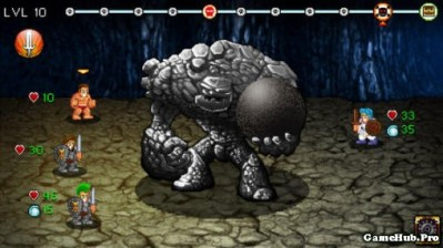 Tải game Soda Dungeon - Thám hiểm huyền thoại Mod Money
