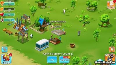 Tải game Talking Tom Camp - Chiếm nước cho Android iOS