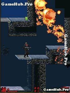 Tải game Terminator Revenge - Cuộc chiến vĩ đại cho Java