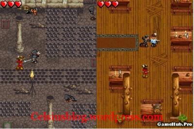 Tải game The Three Musketeers - Cao bồi hành động Java