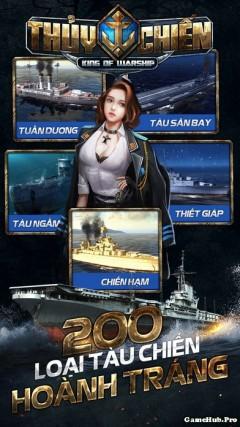Tải game Thủy Chiến VTC - TPS 3D cho Android và iOS