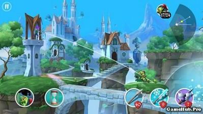 Tải game Tiny Archers - Bắn cung thủ thành Mod Money