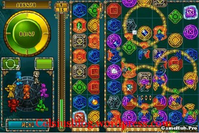 Tải game Treasures of Montezuma 2 - Phiêu lưu giải đố Java
