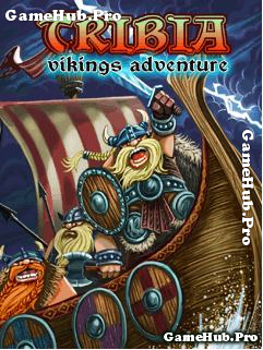 Tải game Tribia Vikings Adventure - Đế chế Viking cho Java