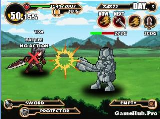 Tải game Trigger Knight - Nhập vai RPG Hack Tiền cho Java