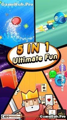 Tải game Ultimate Fun 5 in 1 - Logic giải trí cho Java