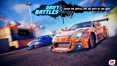 Tải game Unreal Drift Online - Đua xe chất lượng Mod Money