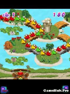 Tải game Vẹt hoang đào tẩu - Bắn vẹt giải trí cho Java
