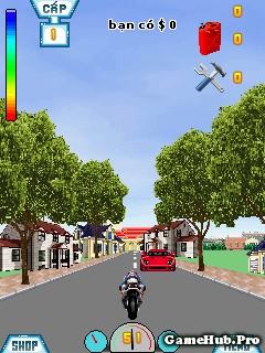 Tải game Vi vu Sài Gòn - Đua xe cực hay crack cho Java