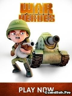Tải game War Heroes - Chiến thuật quân sự cho Android