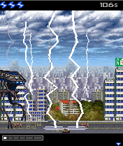 Tải game War of The Worlds - Cuộc chiến người sao hỏa Java