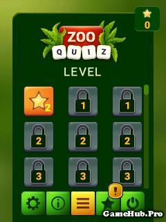 Tải game Zoo Quiz - Đoán tên động vật cho Java