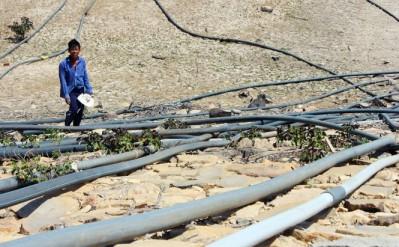 Tại sao Ninh Thuận là nơi có ít mưa nhất nước ?