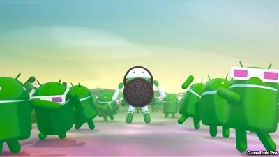 Tải trọn bộ hình nền, nhạc chuông, âm báo Android 8.0